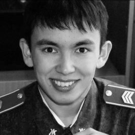 Артур Кусимов: Мой выбор военной карьеры не случаен