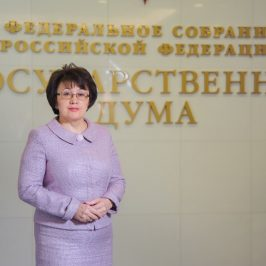 Салия Шарифьяновна Мурзабаева: Пусть ваш выбор будет правильным!